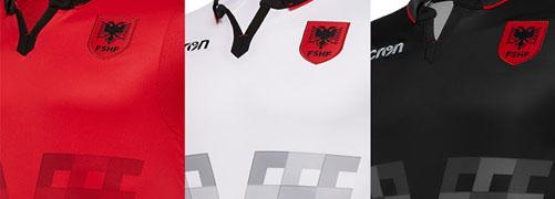 maglie calcio Albania poco prezzo