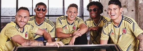 maglie calcio Colombia poco prezzo
