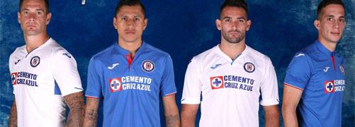 maglie calcio Cruz Azul poco prezzo