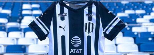 maglie calcio Monterrey poco prezzo