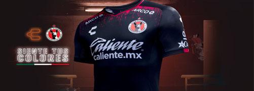 maglie calcio Tijuana poco prezzo