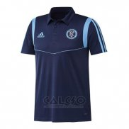 Maglia Polo New York City 2019 Blu