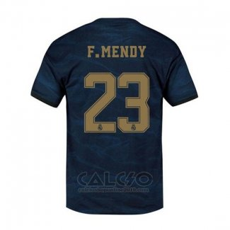 Maglia Real Madrid Giocatore F.mendy Away 2019-2020