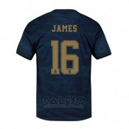 Maglia Real Madrid Giocatore James Away 2019-2020