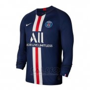 Maglia Paris Saint-Germain Home Manica Lunga 2019-2020