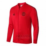 Giacca Manchester United N98 2019-2020 Rosso
