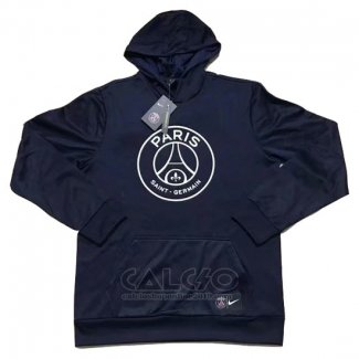Felpa con Cappuccio Paris Saint-Germain 202018-2019 Nero