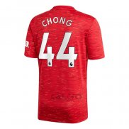 Maglia Manchester United Giocatore Chong Home 2020-2021