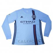 Maglia New York City Home Manica Lunga 2019