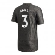 Maglia Manchester United Giocatore Bailly Away 2020-2021